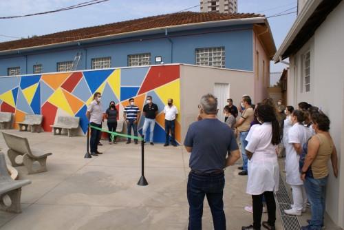 Fundação Allan Kardec inaugura nova ala do projeto Oficinas Inspiração